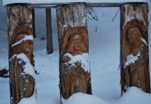 Redécouvrir le « village de crèches » à Rivière-Éternité